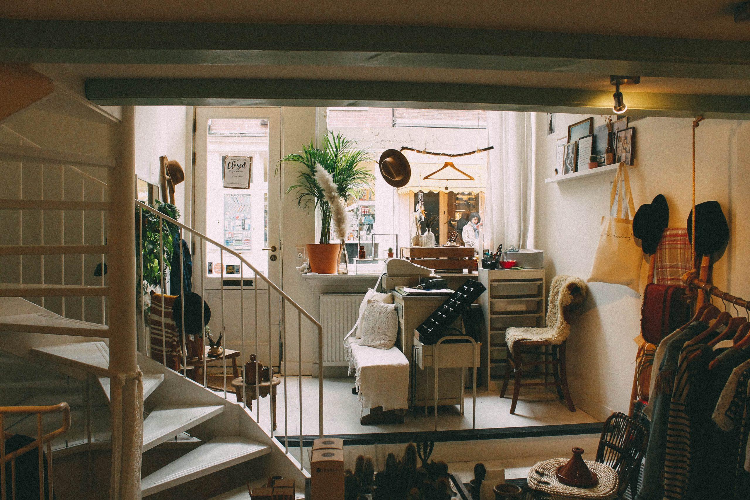 10 Wege, die deine Wohnung optisch vergrößern