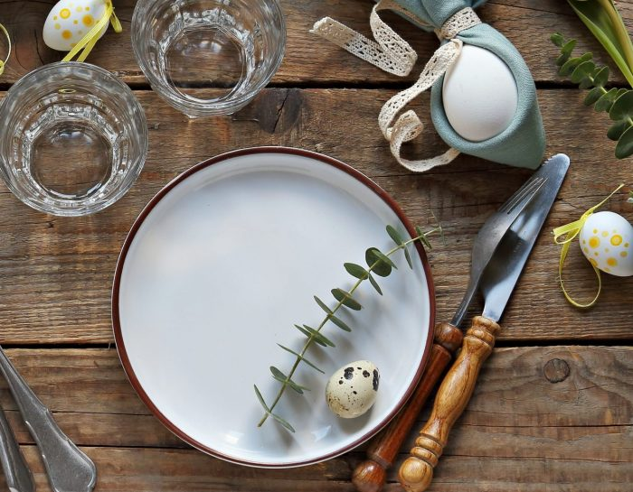 Inspiration: Die perfekte Tischdeko für deinen Osterbrunch